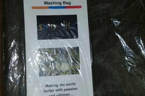 Fabulous Fiber Washing Bag package