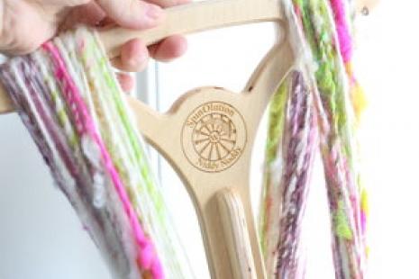 spinning tools, niddy noddy, spinolution